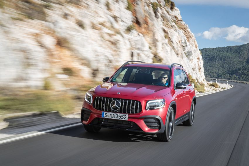 X247 Mercedes-Benz GLB coming to Malaysia in 2020 – all you need to know about the 7-seat compact SUV Image #1051731