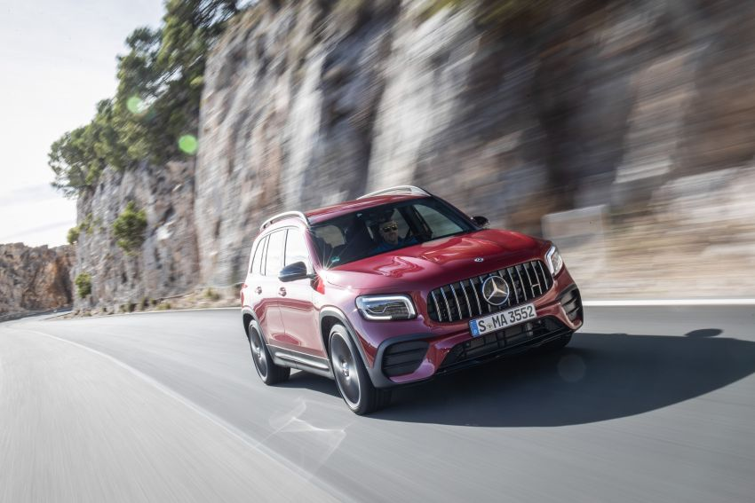 X247 Mercedes-Benz GLB coming to Malaysia in 2020 – all you need to know about the 7-seat compact SUV Image #1051732