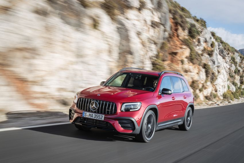 X247 Mercedes-Benz GLB coming to Malaysia in 2020 – all you need to know about the 7-seat compact SUV Image #1051735