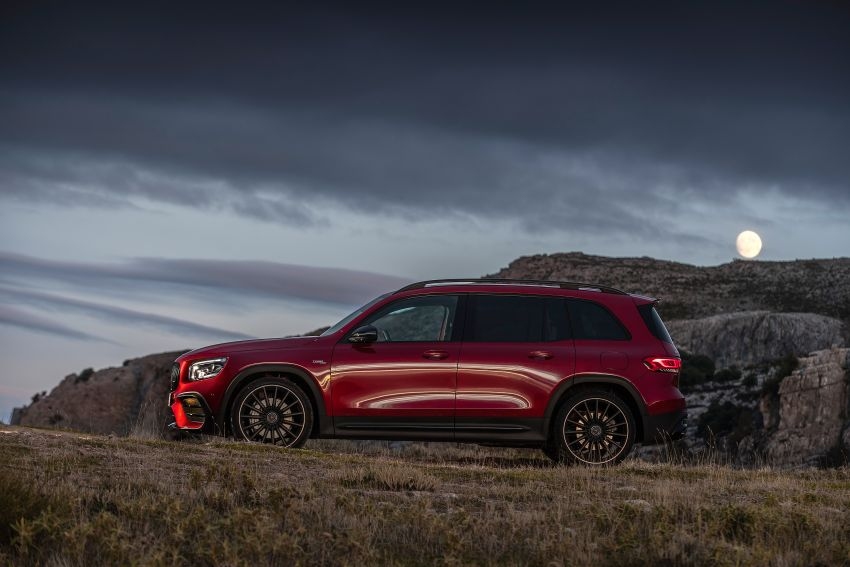X247 Mercedes-Benz GLB coming to Malaysia in 2020 – all you need to know about the 7-seat compact SUV Image #1051691