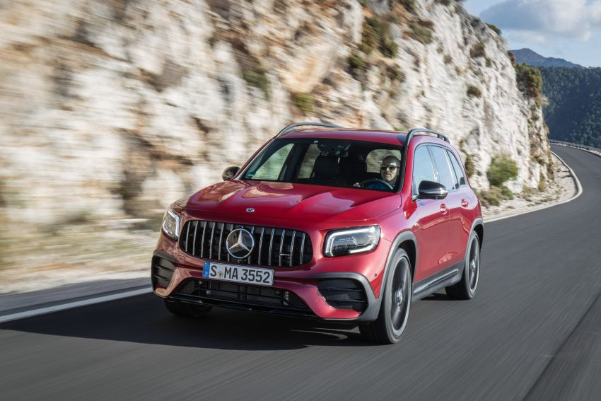 X247 Mercedes-Benz GLB coming to Malaysia in 2020 – all you need to know about the 7-seat compact SUV Image #1051736