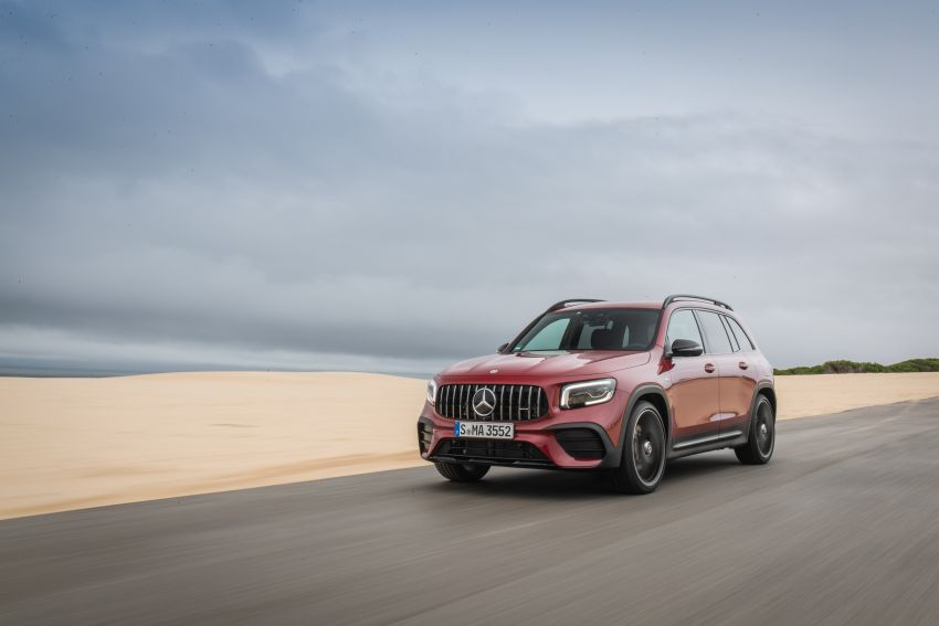X247 Mercedes-Benz GLB coming to Malaysia in 2020 – all you need to know about the 7-seat compact SUV Image #1051737