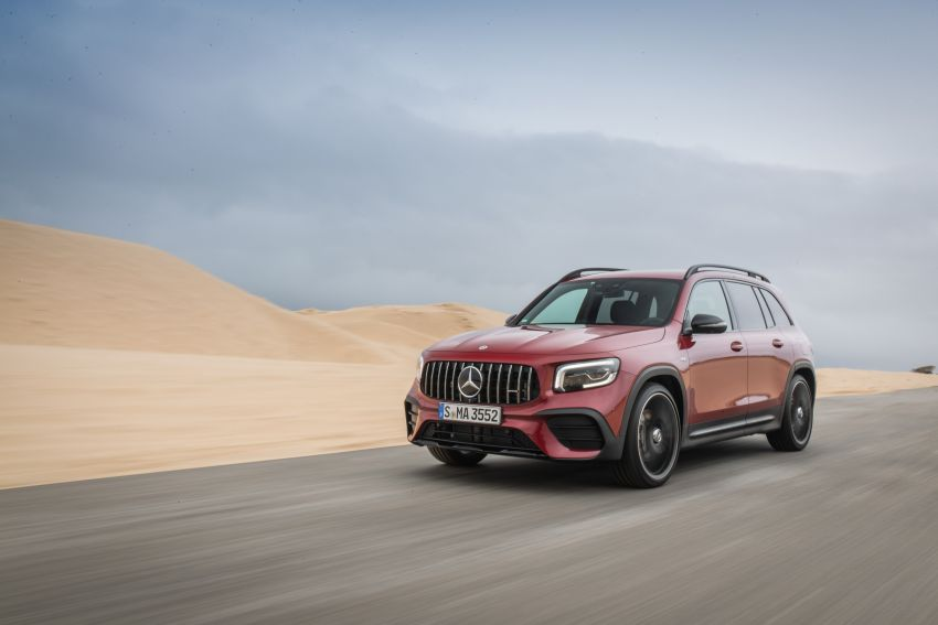 X247 Mercedes-Benz GLB coming to Malaysia in 2020 – all you need to know about the 7-seat compact SUV Image #1051739