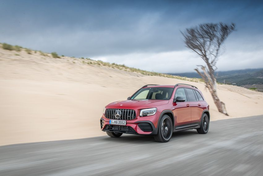 X247 Mercedes-Benz GLB coming to Malaysia in 2020 – all you need to know about the 7-seat compact SUV Image #1051740