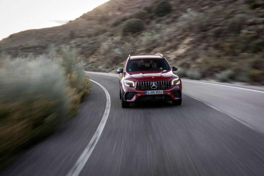 X247 Mercedes-Benz GLB coming to Malaysia in 2020 – all you need to know about the 7-seat compact SUV Image #1051692