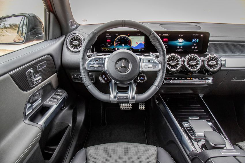 X247 Mercedes-Benz GLB coming to Malaysia in 2020 – all you need to know about the 7-seat compact SUV Image #1051750