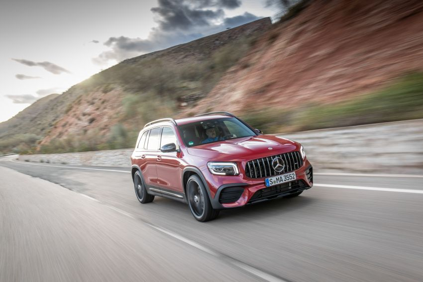 X247 Mercedes-Benz GLB coming to Malaysia in 2020 – all you need to know about the 7-seat compact SUV Image #1051693