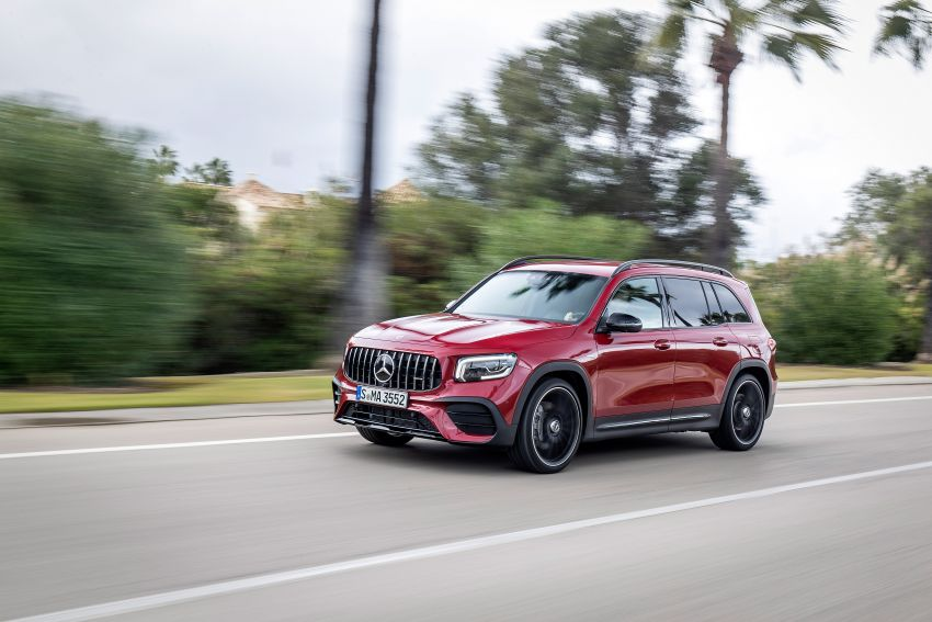 X247 Mercedes-Benz GLB coming to Malaysia in 2020 – all you need to know about the 7-seat compact SUV Image #1051759