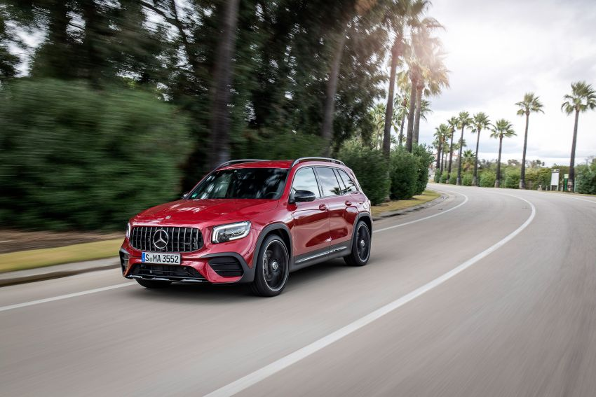 X247 Mercedes-Benz GLB coming to Malaysia in 2020 – all you need to know about the 7-seat compact SUV Image #1051760