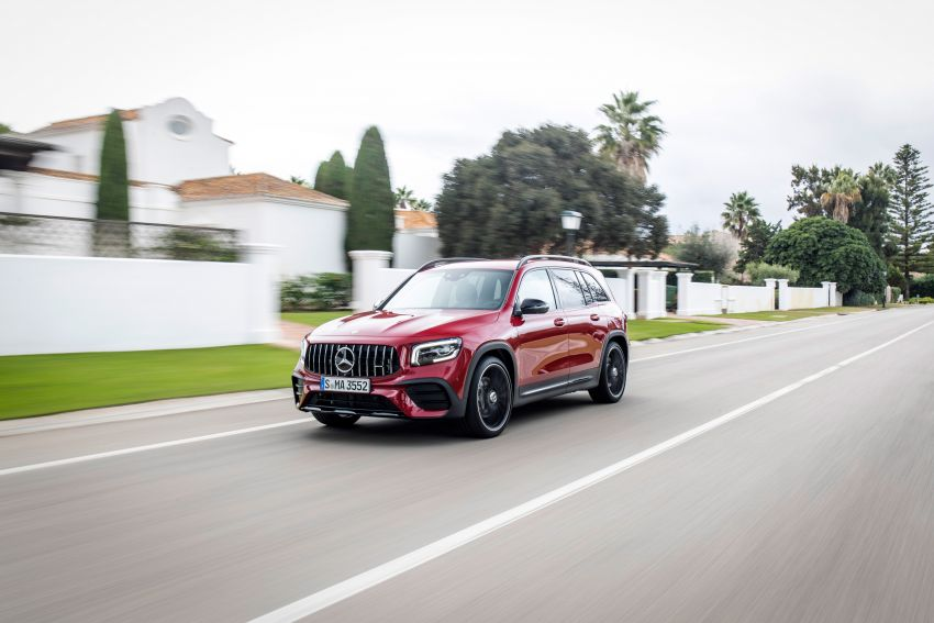 X247 Mercedes-Benz GLB coming to Malaysia in 2020 – all you need to know about the 7-seat compact SUV Image #1051761