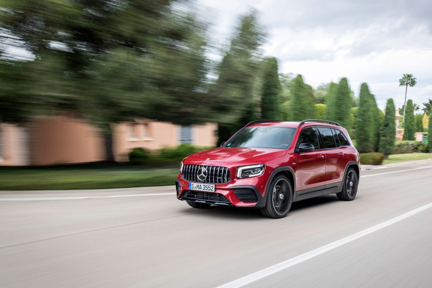 X247 Mercedes-Benz GLB coming to Malaysia in 2020 – all you need to know about the 7-seat compact SUV Image #1051762