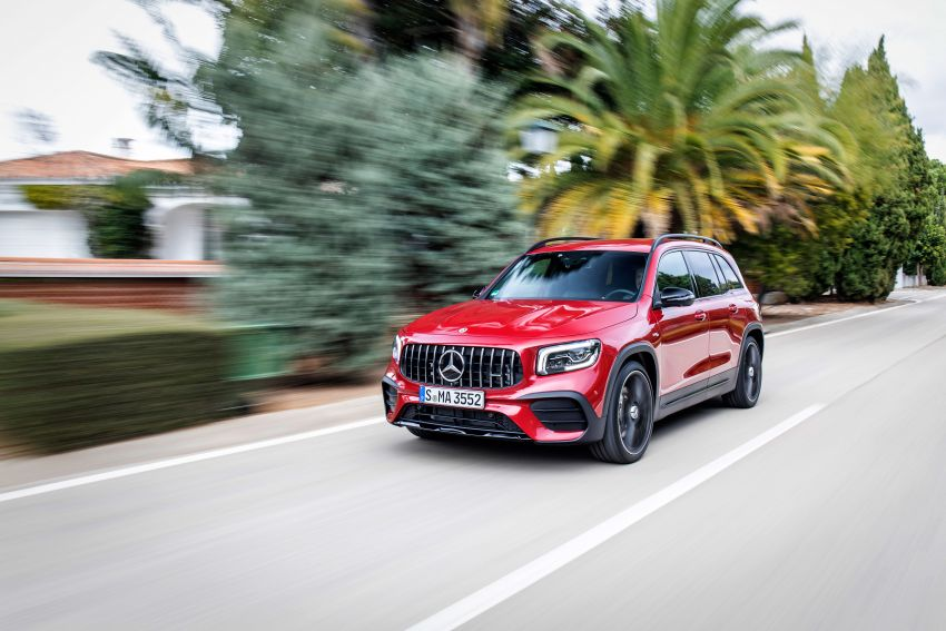 X247 Mercedes-Benz GLB coming to Malaysia in 2020 – all you need to know about the 7-seat compact SUV Image #1051763