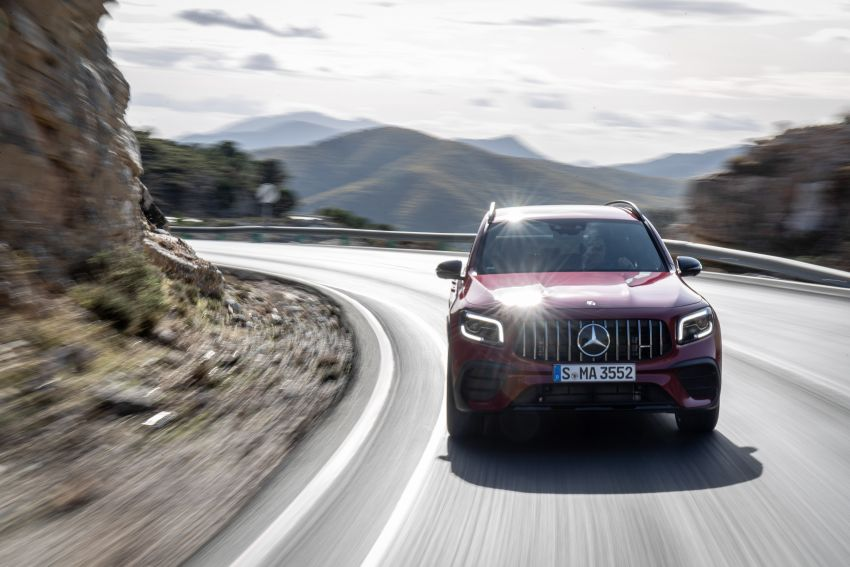 X247 Mercedes-Benz GLB coming to Malaysia in 2020 – all you need to know about the 7-seat compact SUV Image #1051765