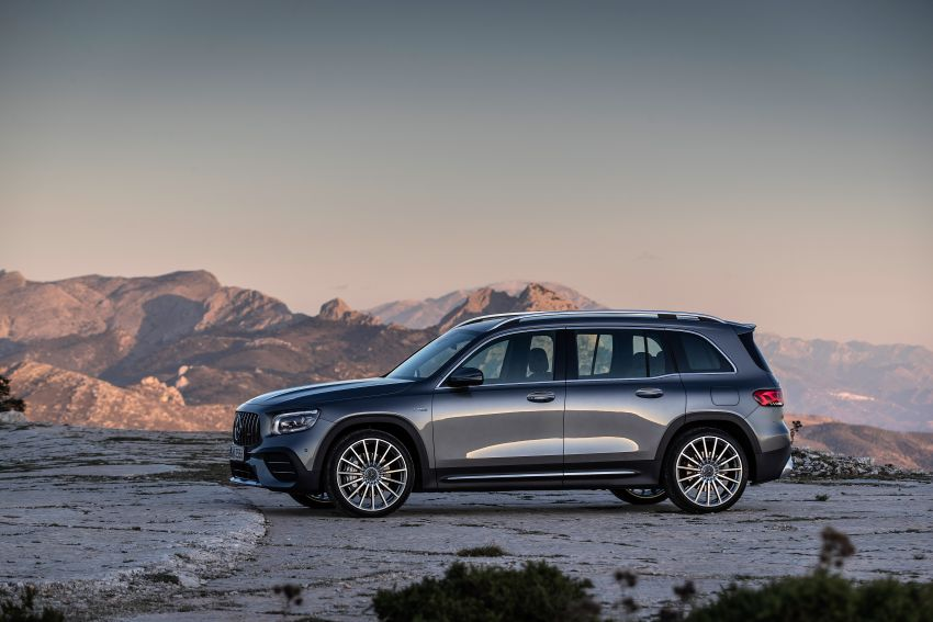 X247 Mercedes-Benz GLB coming to Malaysia in 2020 – all you need to know about the 7-seat compact SUV Image #1051766