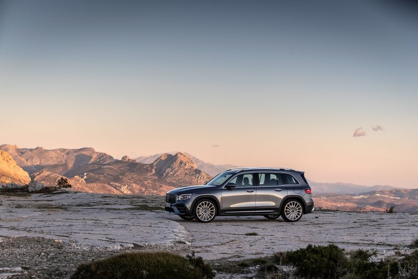 X247 Mercedes-Benz GLB coming to Malaysia in 2020 – all you need to know about the 7-seat compact SUV Image #1051768