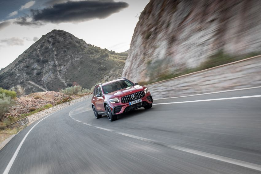 X247 Mercedes-Benz GLB coming to Malaysia in 2020 – all you need to know about the 7-seat compact SUV Image #1051694