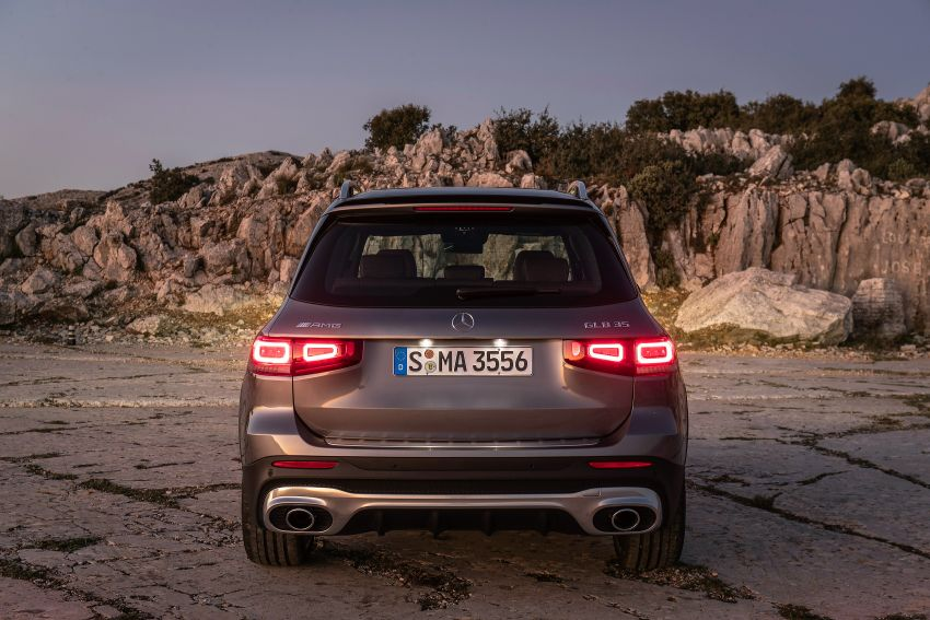 X247 Mercedes-Benz GLB coming to Malaysia in 2020 – all you need to know about the 7-seat compact SUV Image #1051774
