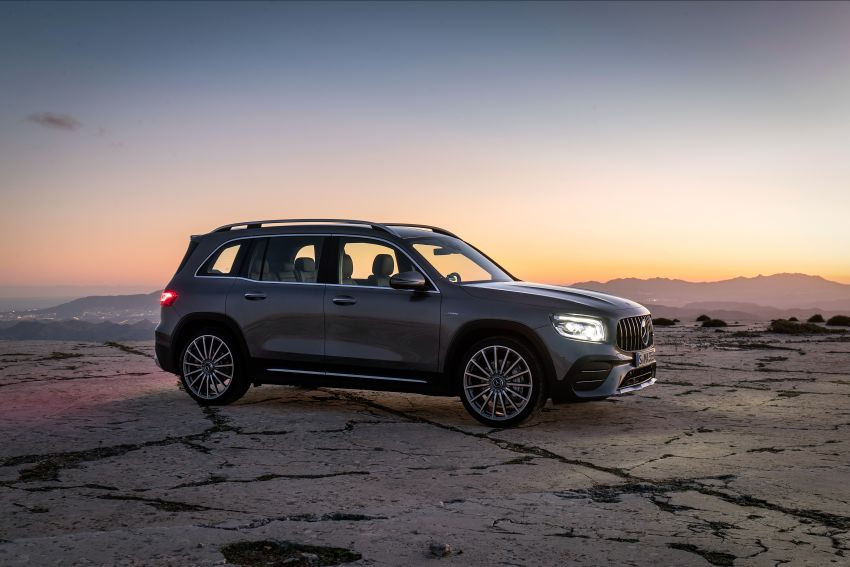 X247 Mercedes-Benz GLB coming to Malaysia in 2020 – all you need to know about the 7-seat compact SUV Image #1051776