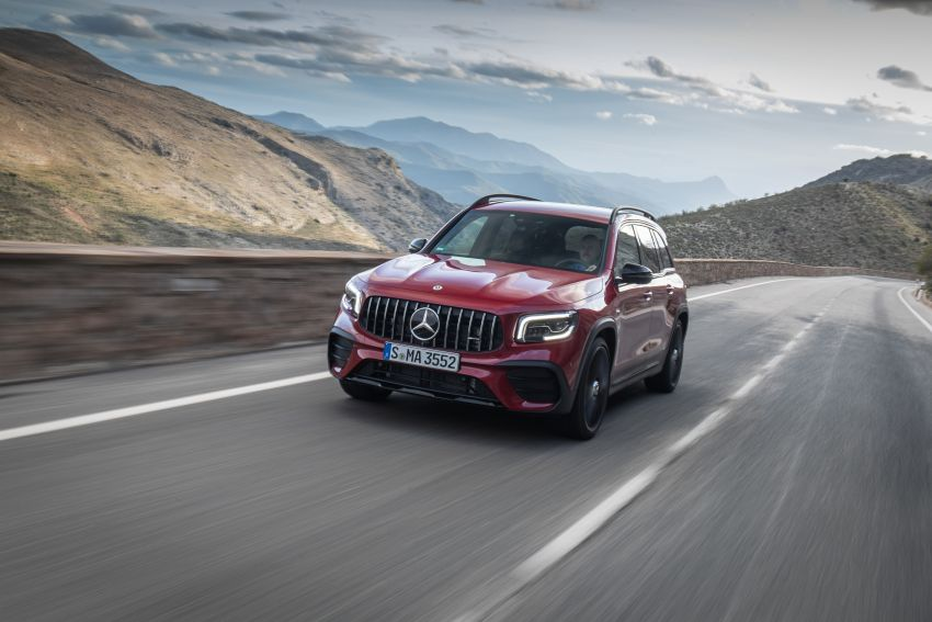 X247 Mercedes-Benz GLB coming to Malaysia in 2020 – all you need to know about the 7-seat compact SUV Image #1051695