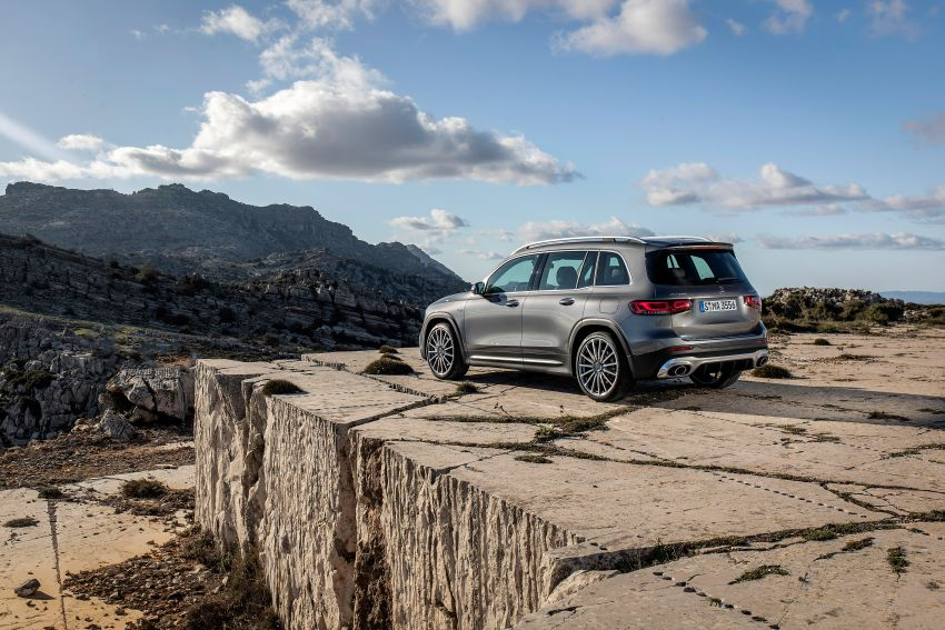 X247 Mercedes-Benz GLB coming to Malaysia in 2020 – all you need to know about the 7-seat compact SUV Image #1051780
