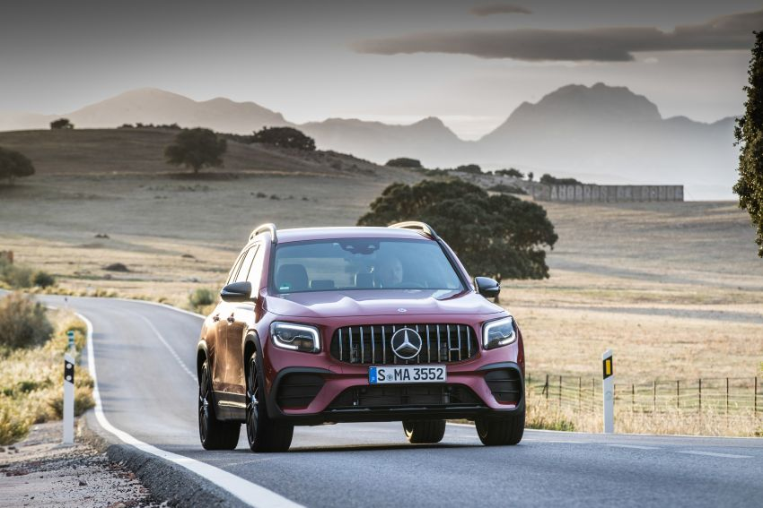 X247 Mercedes-Benz GLB coming to Malaysia in 2020 – all you need to know about the 7-seat compact SUV Image #1051696