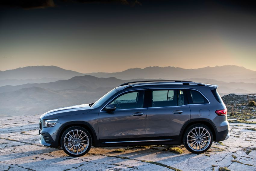 X247 Mercedes-Benz GLB coming to Malaysia in 2020 – all you need to know about the 7-seat compact SUV Image #1051789