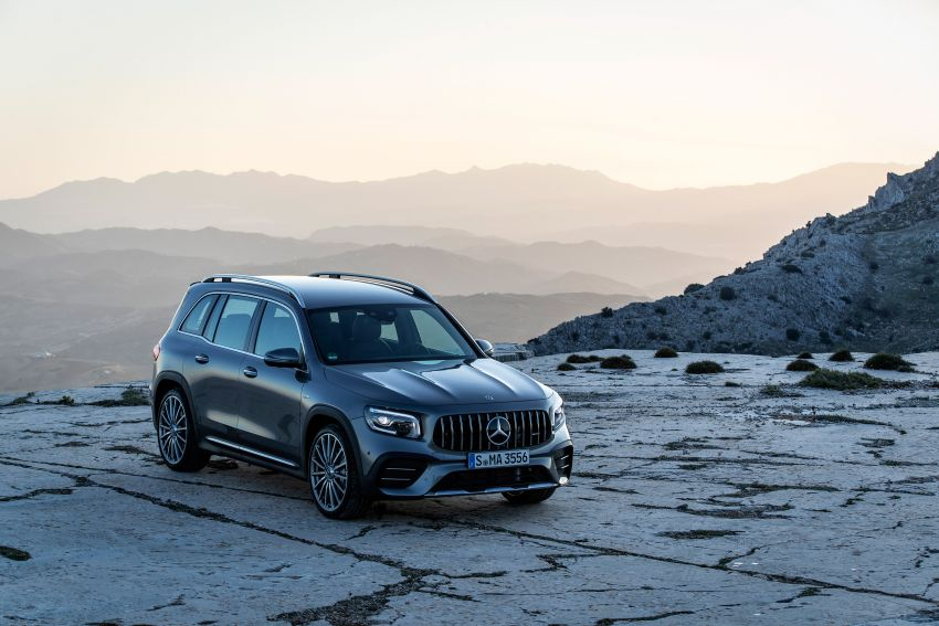 X247 Mercedes-Benz GLB coming to Malaysia in 2020 – all you need to know about the 7-seat compact SUV Image #1051790