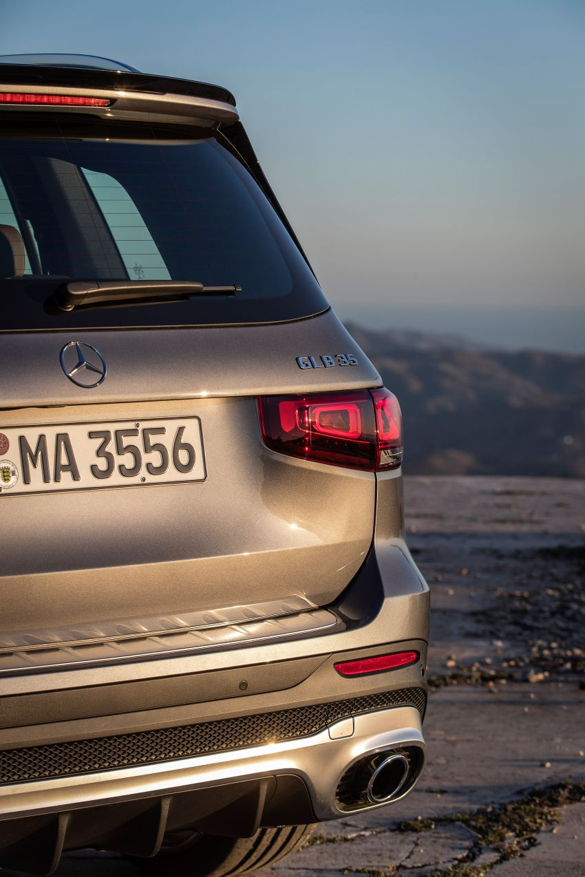 X247 Mercedes-Benz GLB coming to Malaysia in 2020 – all you need to know about the 7-seat compact SUV Image #1051796