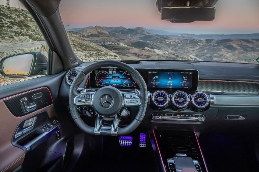 X247 Mercedes-Benz GLB coming to Malaysia in 2020 – all you need to know about the 7-seat compact SUV Image #1051798