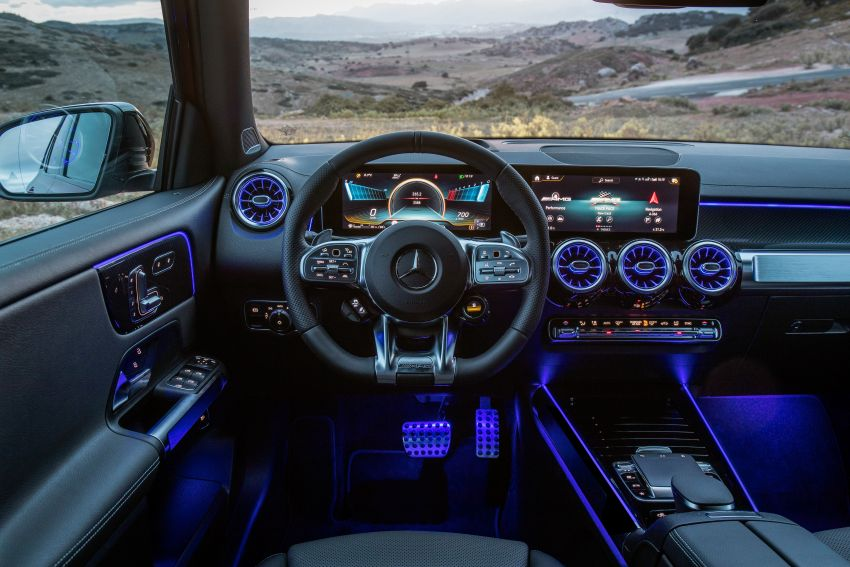 X247 Mercedes-Benz GLB coming to Malaysia in 2020 – all you need to know about the 7-seat compact SUV Image #1051697