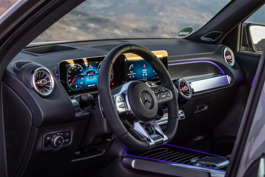 X247 Mercedes-Benz GLB coming to Malaysia in 2020 – all you need to know about the 7-seat compact SUV Image #1051799