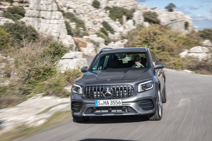 X247 Mercedes-Benz GLB coming to Malaysia in 2020 – all you need to know about the 7-seat compact SUV Image #1051803