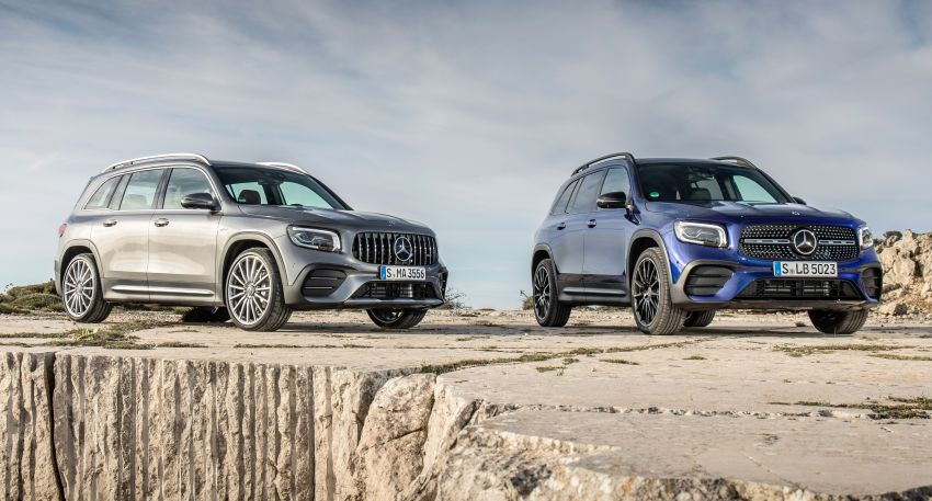 X247 Mercedes-Benz GLB coming to Malaysia in 2020 – all you need to know about the 7-seat compact SUV Image #1052128
