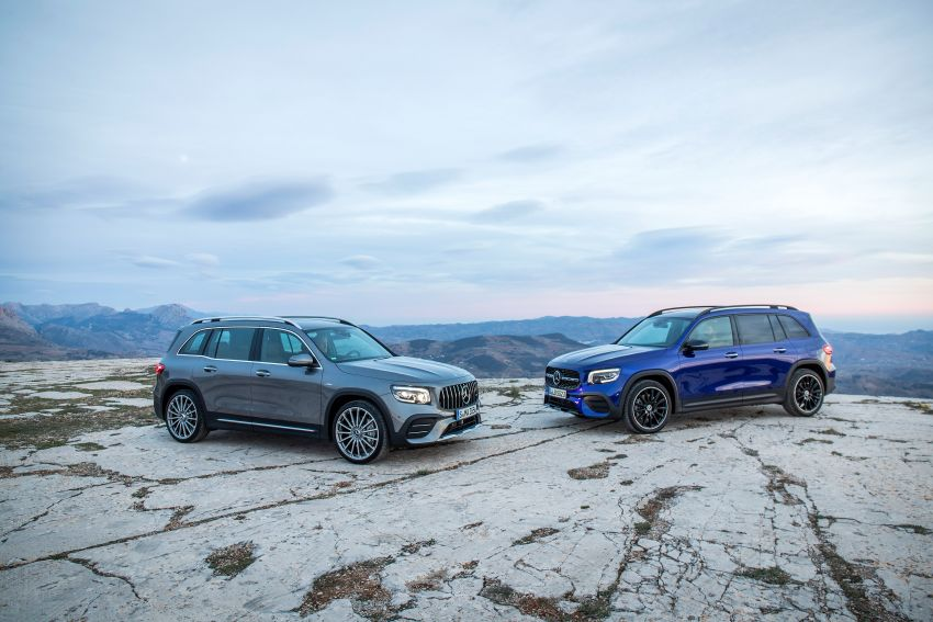 X247 Mercedes-Benz GLB coming to Malaysia in 2020 – all you need to know about the 7-seat compact SUV Image #1052130