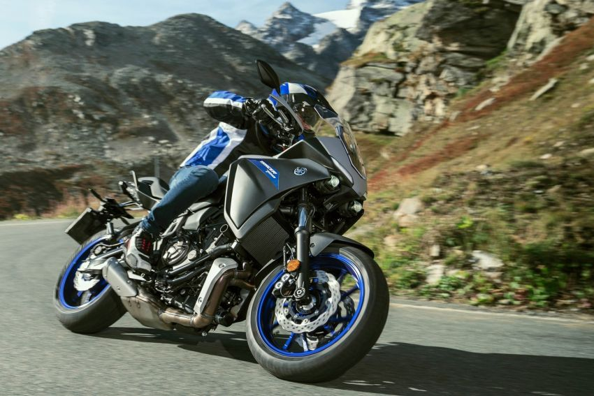 2020 Yamaha Tracer 700 revealed ahead of EICMA Image #1040098