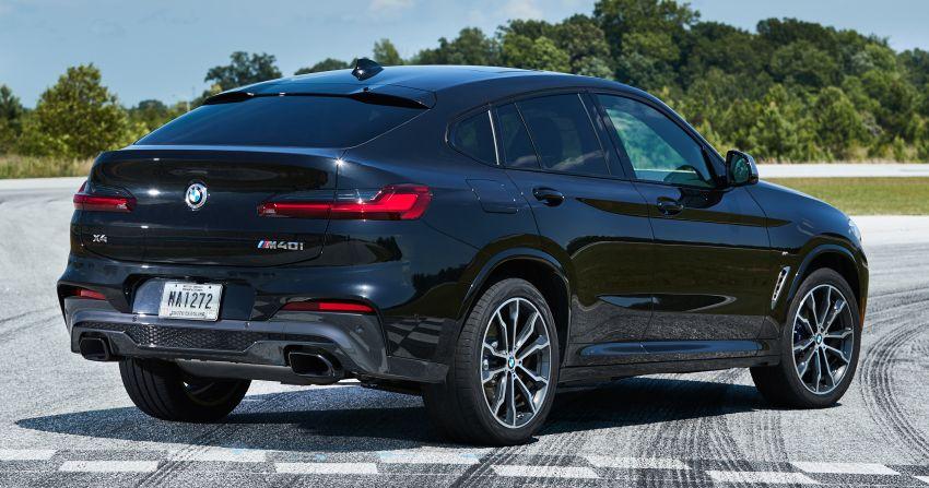 2020 BMW X3, X4 M40i & M550i get huge power bump for the US – M550i's 4.4L V8 makes 523 hp & 750 Nm! Image #1058493