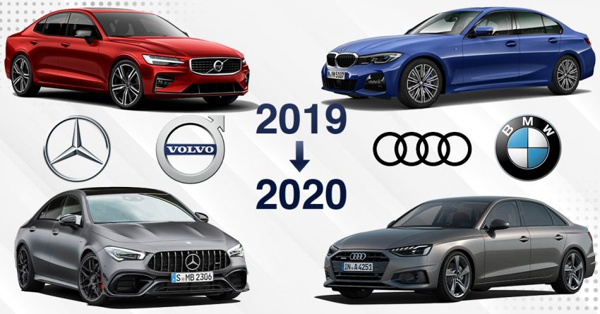 2019 year in review and what's to come in 2020 – tough year for Mercedes-Benz and BMW, but Volvo soars Image #1062777