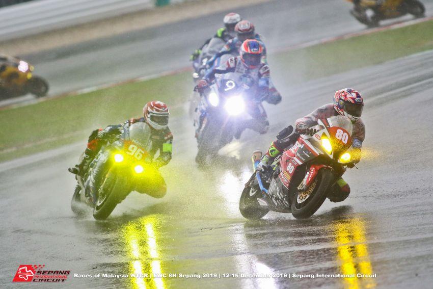 2019 FIM EWC Sepang: YART Yamaha takes inaugural race win, Yamaha Sepang Racing in seventh Image #1060172