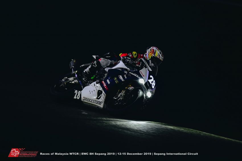 2019 FIM EWC Sepang: YART Yamaha takes inaugural race win, Yamaha Sepang Racing in seventh Image #1060178