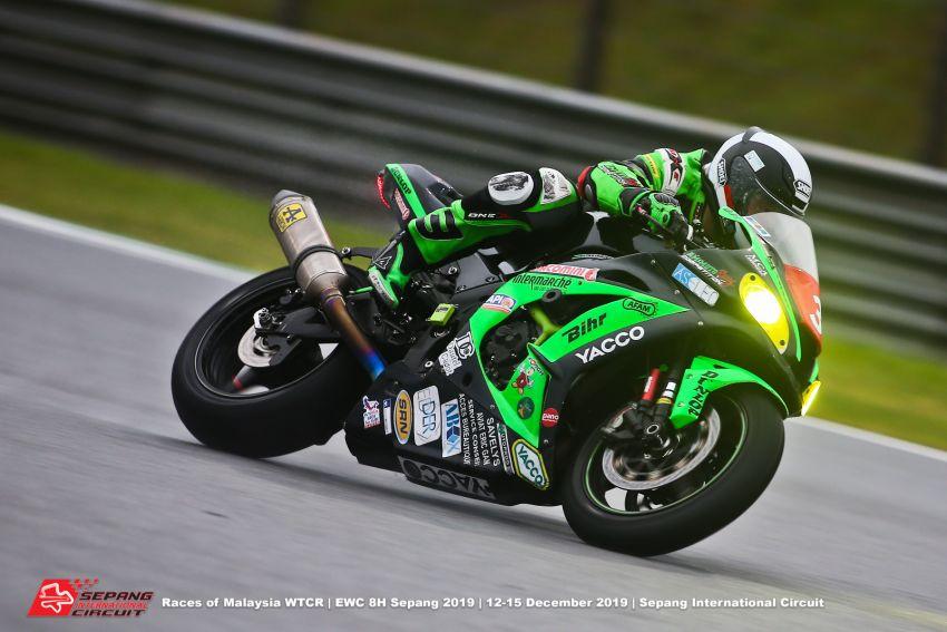 2019 FIM EWC Sepang: YART Yamaha takes inaugural race win, Yamaha Sepang Racing in seventh Image #1060179
