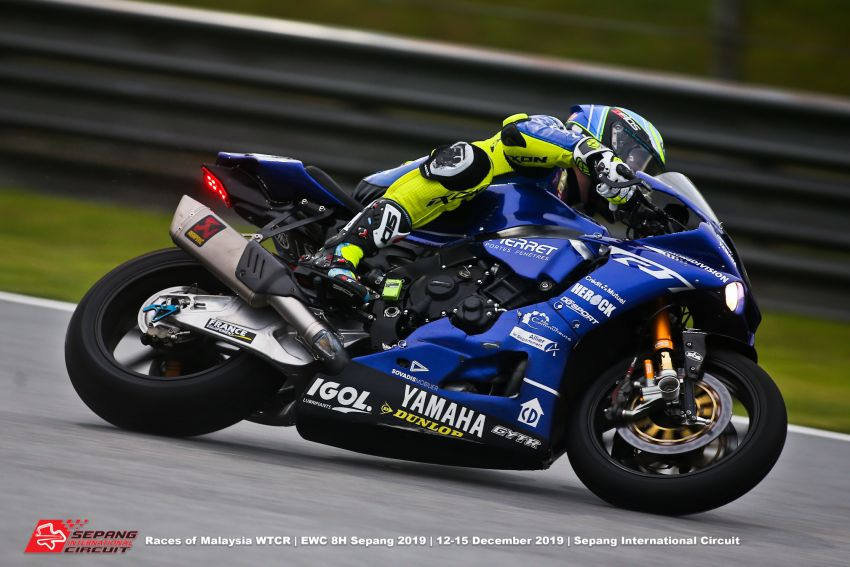 2019 FIM EWC Sepang: YART Yamaha takes inaugural race win, Yamaha Sepang Racing in seventh Image #1060183
