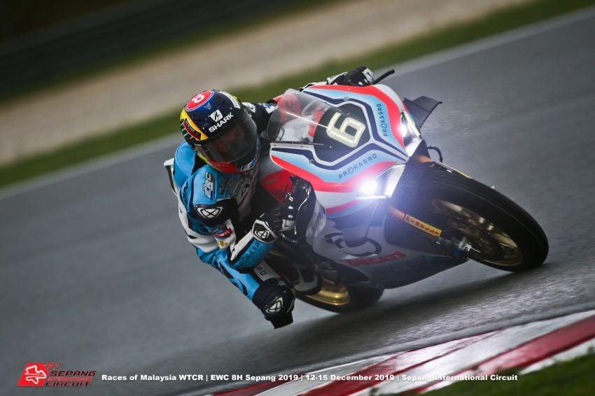 2019 FIM EWC Sepang: YART Yamaha takes inaugural race win, Yamaha Sepang Racing in seventh Image #1060188