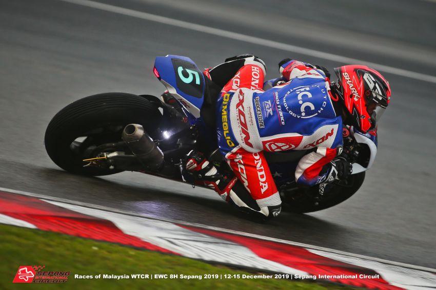 2019 FIM EWC Sepang: YART Yamaha takes inaugural race win, Yamaha Sepang Racing in seventh Image #1060189