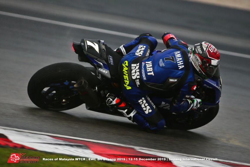 2019 FIM EWC Sepang: YART Yamaha takes inaugural race win, Yamaha Sepang Racing in seventh Image #1060190