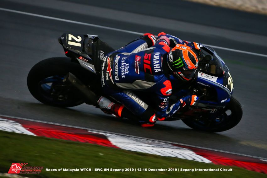 2019 FIM EWC Sepang: YART Yamaha takes inaugural race win, Yamaha Sepang Racing in seventh Image #1060192