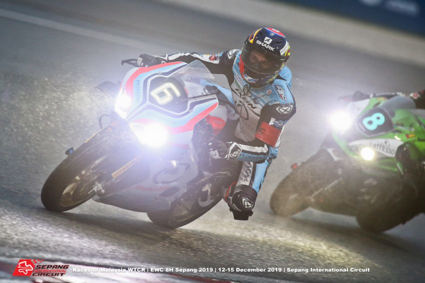 2019 FIM EWC Sepang: YART Yamaha takes inaugural race win, Yamaha Sepang Racing in seventh Image #1060196