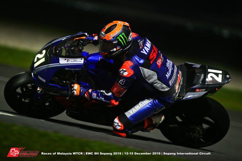 2019 FIM EWC Sepang: YART Yamaha takes inaugural race win, Yamaha Sepang Racing in seventh Image #1060199