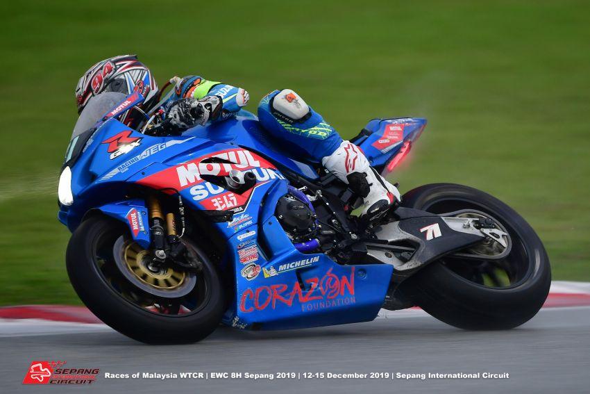 2019 FIM EWC Sepang: YART Yamaha takes inaugural race win, Yamaha Sepang Racing in seventh Image #1060202