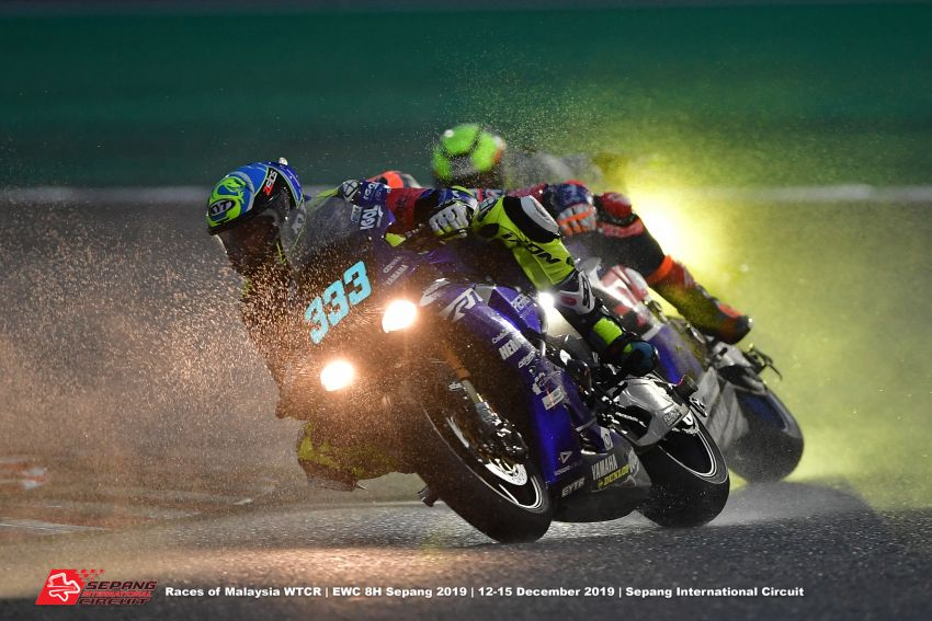 2019 FIM EWC Sepang: YART Yamaha takes inaugural race win, Yamaha Sepang Racing in seventh Image #1060204