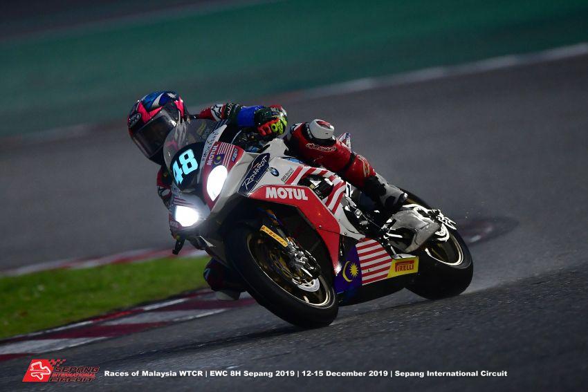 2019 FIM EWC Sepang: YART Yamaha takes inaugural race win, Yamaha Sepang Racing in seventh Image #1060208